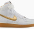 Nike-Air-Force-1-Downtown-Hi-Premium-WhiteMetallic-Gold-HE