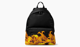 Givenchy-Flame-Print-Backpack-1