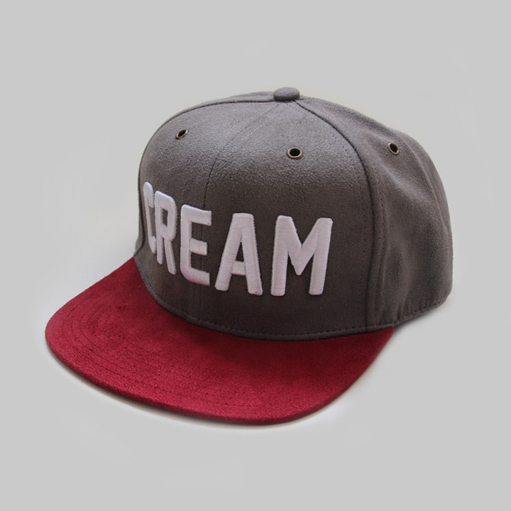Jelly-And-Cream-Suede-Snapback-1